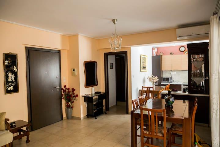 Sofia's cozy apartment!
