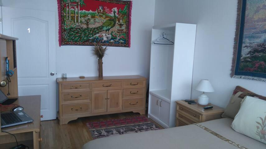 Chambre privée dans un bel appartement - Longueuil - Apartamento