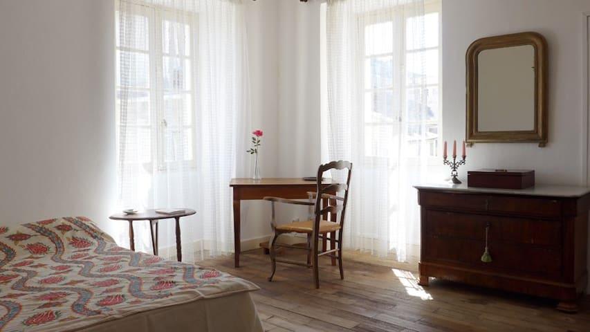 Vaste appartement de famille calme et ensoleillé