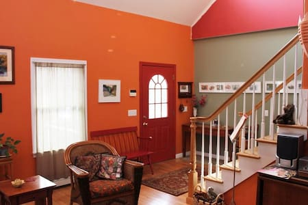 Cape Light: Colorful, tranquil Truro getaway