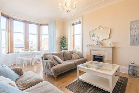 Arran View - space, comfort, style & convenience.