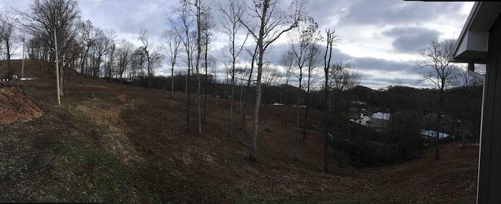 Newly Renovated Hilltop Beauty