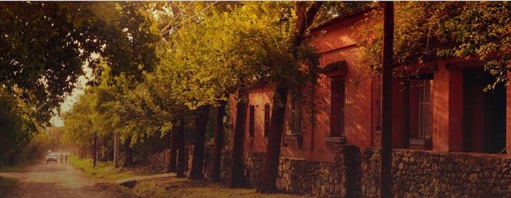 """Casa Colonial  """"La Paz"""" en Yacanto - San Javier"""