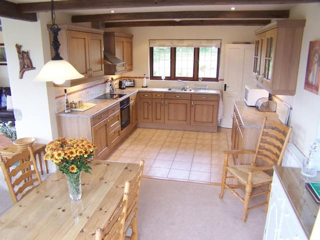 5 Star Luxury  - Polglynn Cottage - Saint Mabyn - Ev