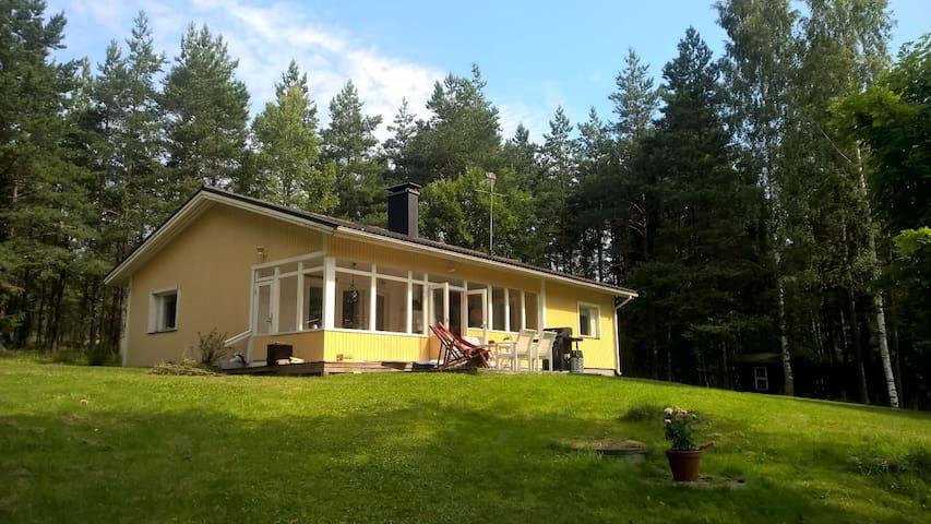 Villa Vårvik - Kirkkonummi
