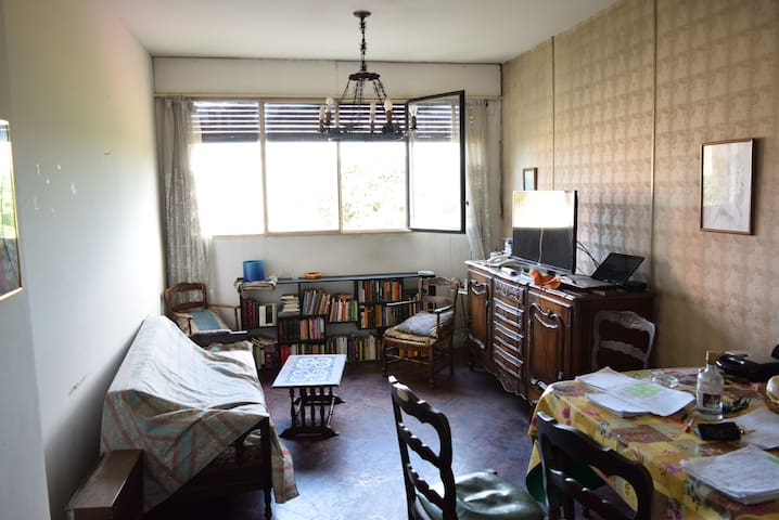 Furnished room, NO curfew. - Buenos Aires - Apartment