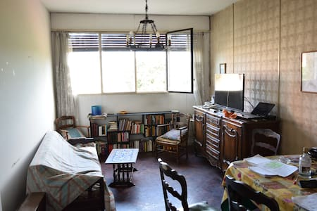 Furnished room, NO curfew. - Buenos Aires