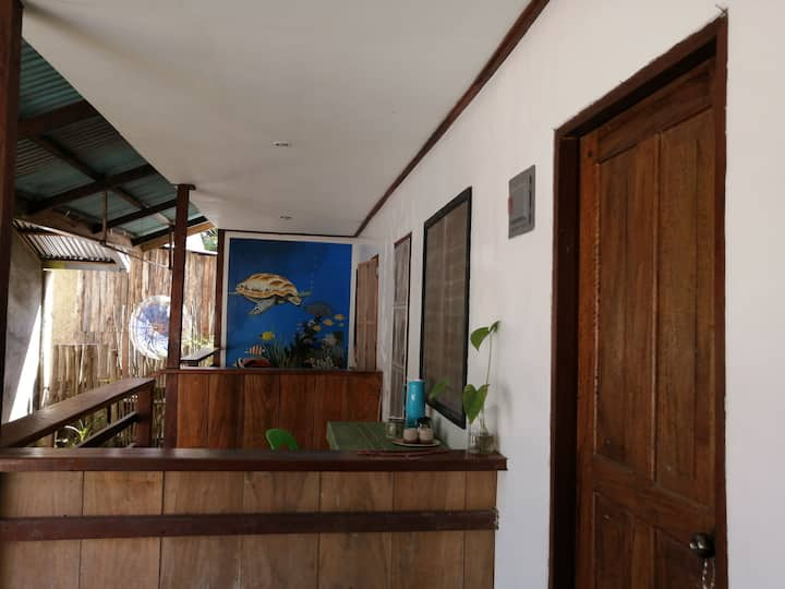 Bundal Riverside Room#2 with Balcony