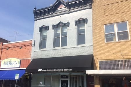 Historic Downtown Apartment - Abilene - Pis