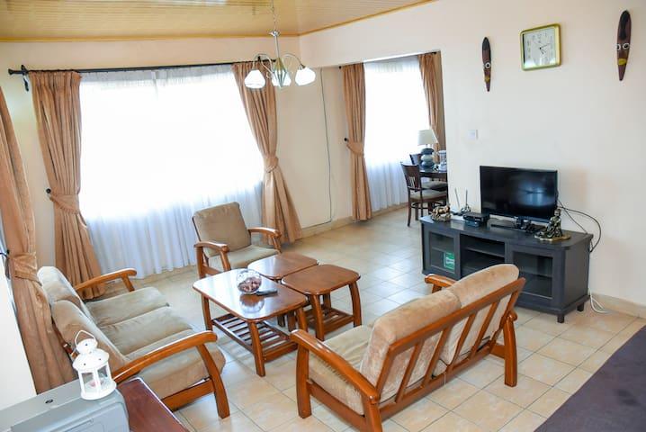Pazury Kasarani, 2 bedroom Pent House - Nairobi - Flat