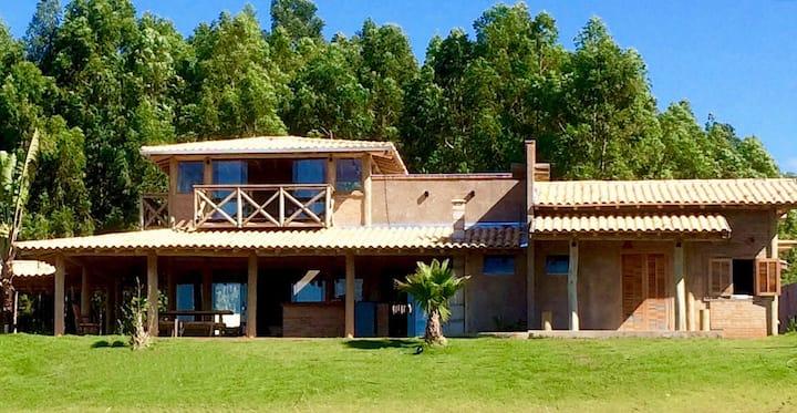 Casa de Campo Recanto da Serra