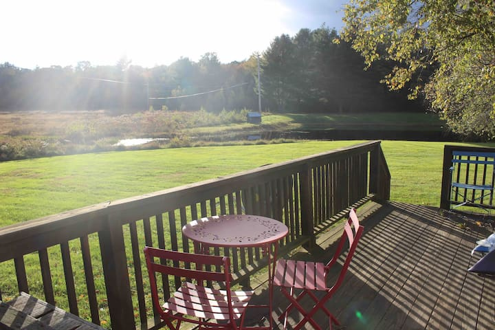 Beautiful Renovated Barn Perfect Catskill Getaway!
