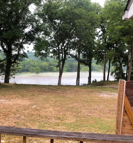 White River view from your deck