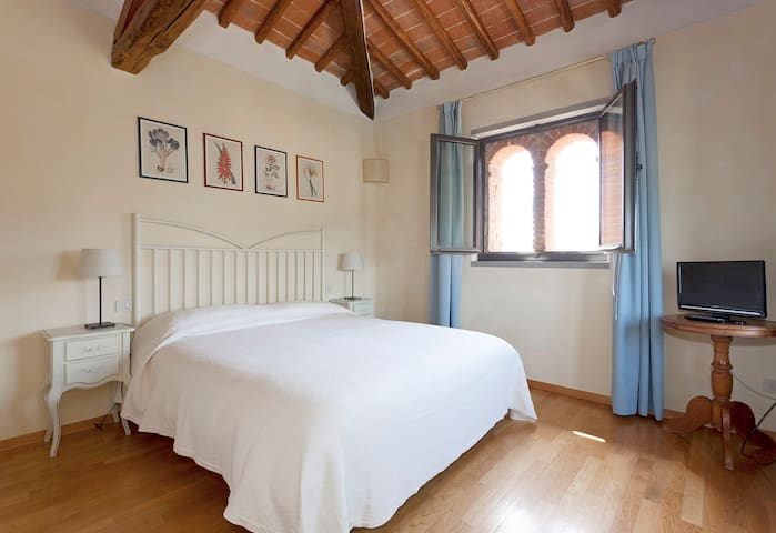 Charming Villa Greve in Chianti - Greve in Chianti - House
