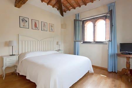 Charming Villa Greve in Chianti - Greve in Chianti - Huis