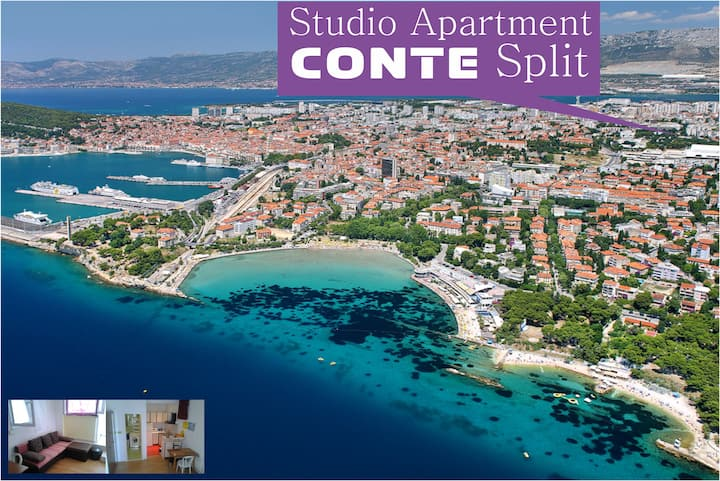 Studio Apartment CONTE Split