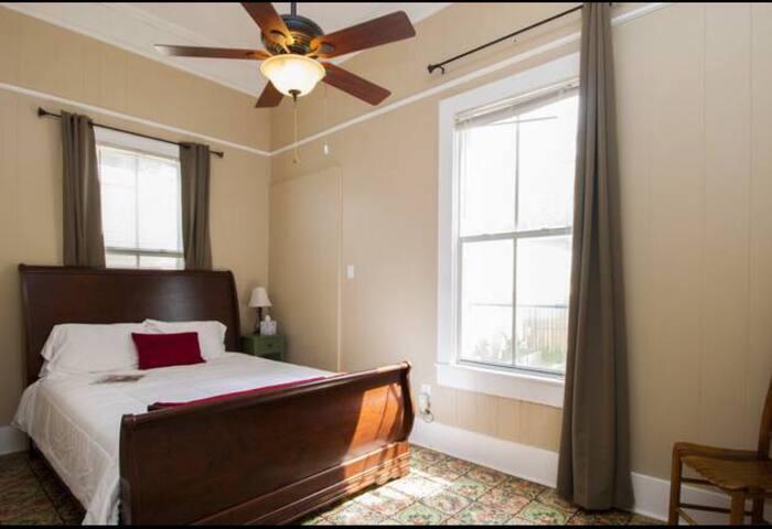 Papa sky (prvt room) - Lafayette - Maison