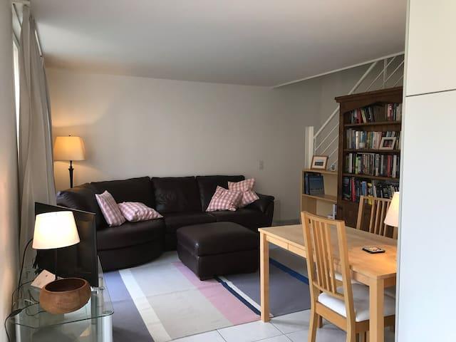 Gemutliche Dorfwohnung/Cozy village apartment