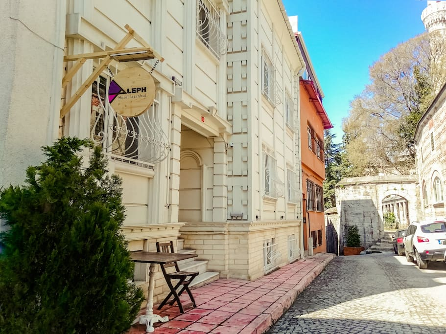Aleph Hotel Istanbul - Exterior / Street