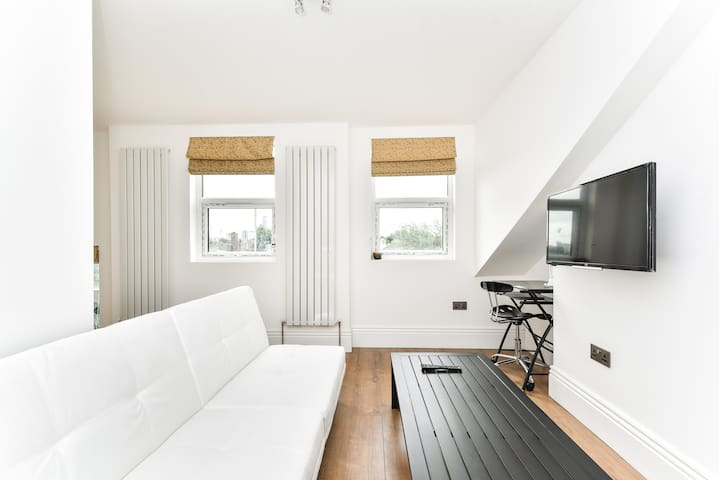 Comfortable stay for visiting London