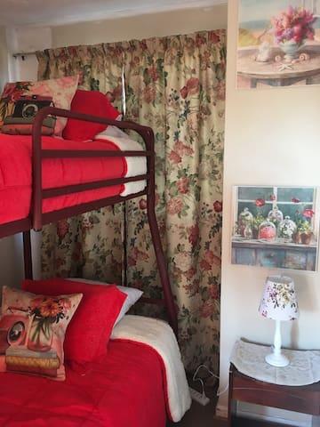 Dormitorio - 1 camarote