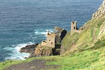 Cornish mine buildings