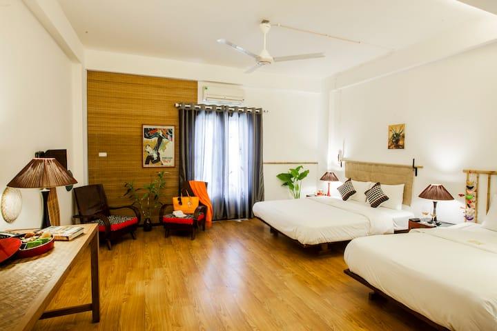 Cinnamon Grand 302 - Maison d'Orient Hotel Hanoi