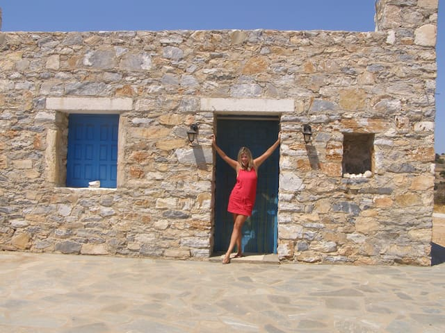 Naxos Pirgaki - Naxos - Huis