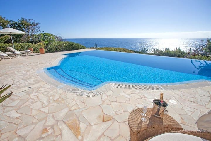 Luxurious first sealine Villa in Cala D`or, Serena - Cala Serena - Villa
