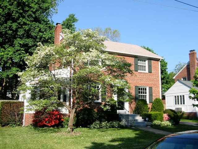 Charming Brick Colonial House - Arlington - Haus