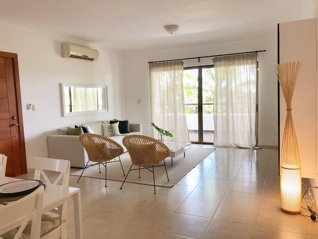 Apt. in Puntacana Village, 2 mins from Airport