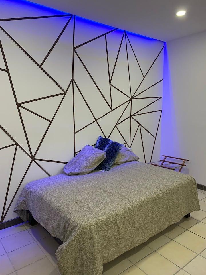 Habitación tipo Hotel - Independiente