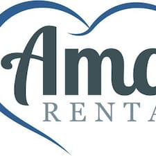 Amore Rentals User Profile