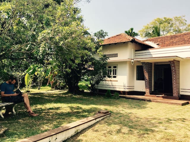 Cozy Cottage-Tangalle