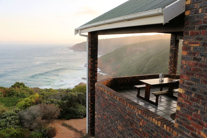 Blue Whale Resort -Sea view chalet | Double + Twin