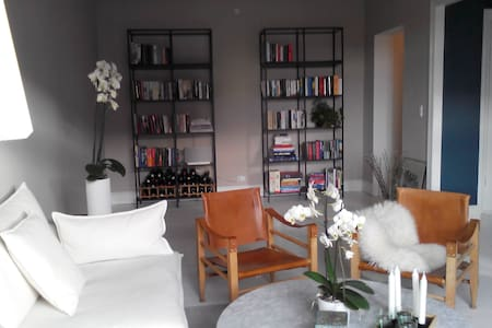 Spacious 122m2 apt. in central CPH - Copenhaguen - Pis