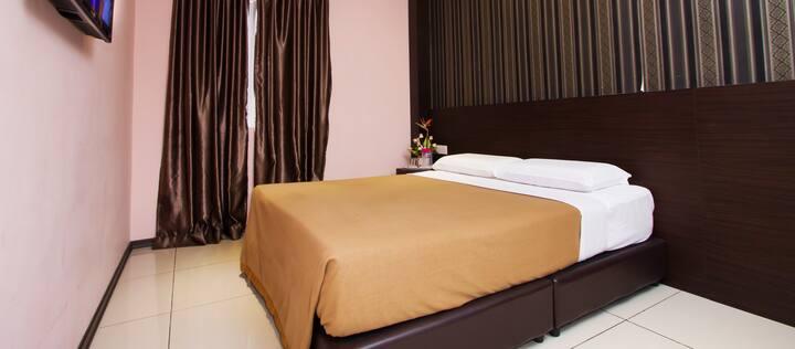 Deluxe Room Remember Hotel (Bukit Gambir)