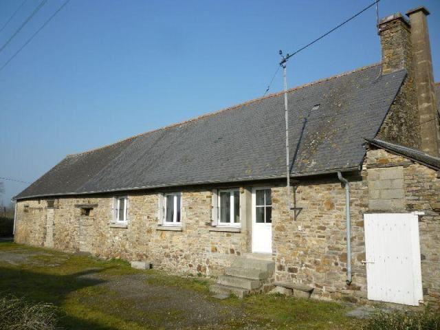 maison campagne - Val-d'Izé - Rumah