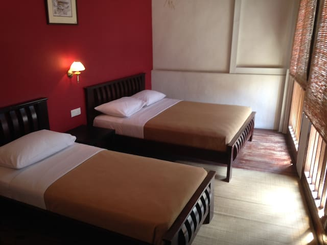 Triple Room, Quaint Heritage Stay, Old Penang
