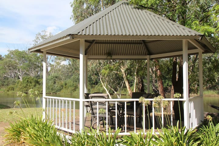 Corowa Riverdeck - Waterfront