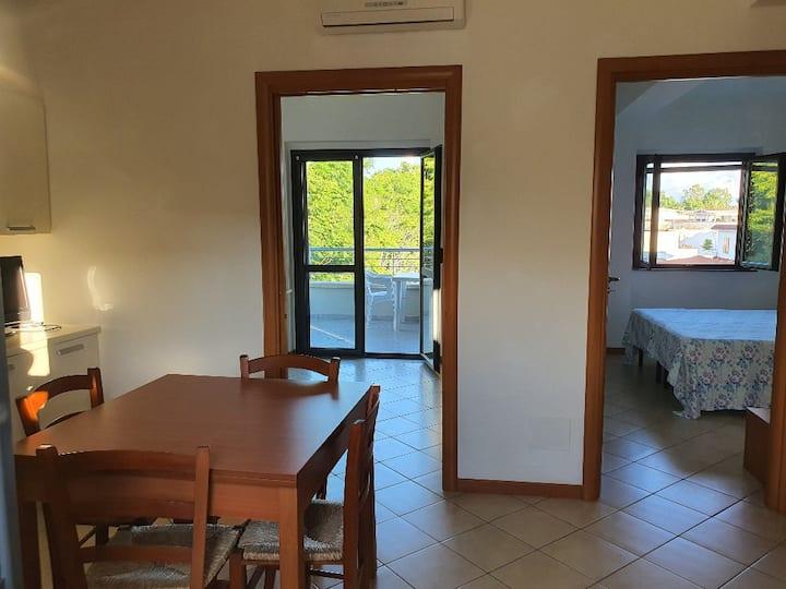 Appartamento nuovo sul mare a Nocera Terinese