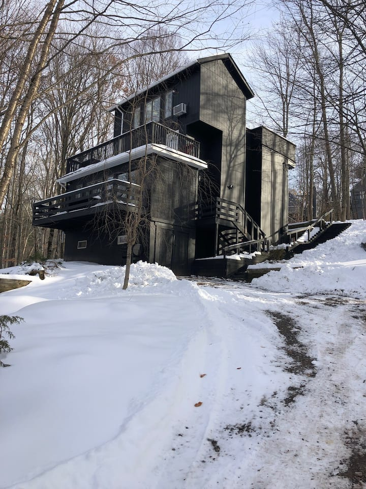 The Black House at Davos