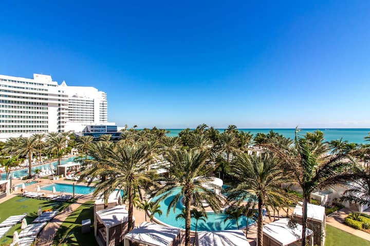 Fontainebleau Sorrento  w/ Pool view Junior Suite!
