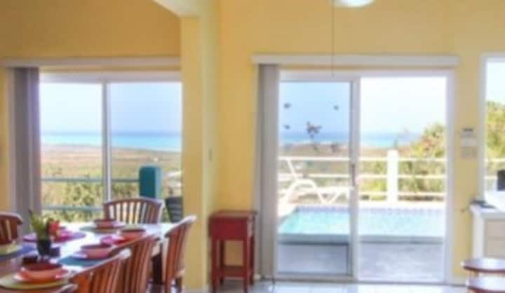 Large Caribbean View, private, 5-bedroom Villa