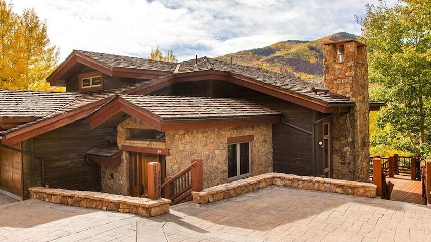 Luxurious Mountain Home in CascadeVillage#RedWoodE - Vail - House
