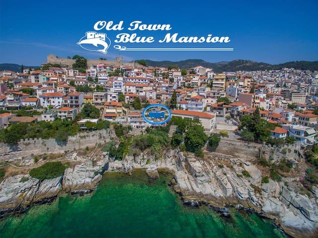 Οld Town Blue-Mansion