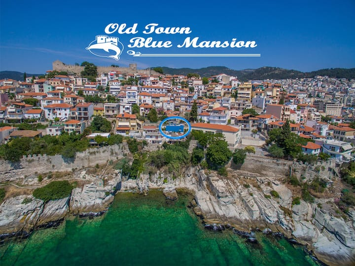Οld Town Blue-Mansion