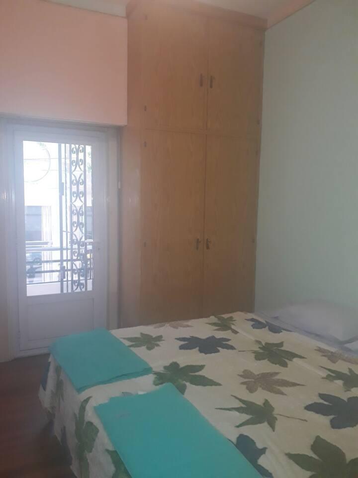 Habitación en Palermo hollywood Con balcón privado