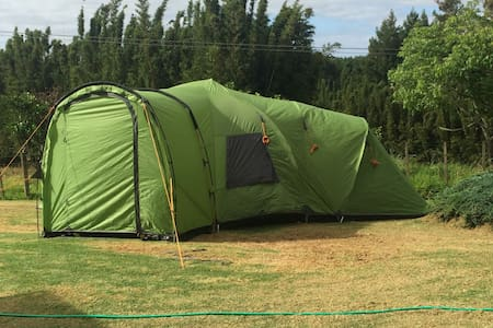 Large tent perfect for big groups