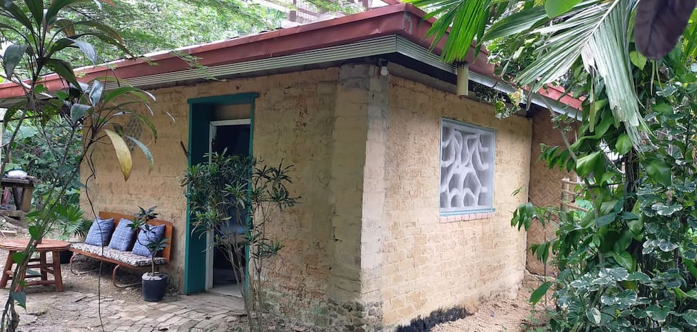 The ONLY CLAY HOUSE in the area